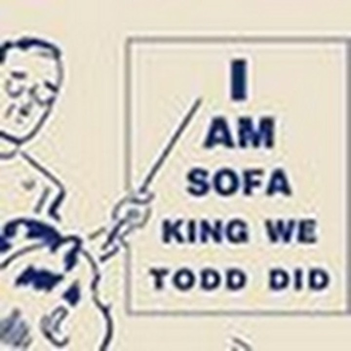 sofa king we todd it Brokeasshomecom : photo from brokeasshome.com size 720 x 720 jpeg 58kB