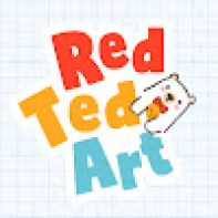 Red Ted Art
