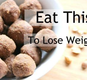 Eat This To Lose Weight Chocolate Peanut Laddu Protein Ladoo Healthy Snacks For Weight Loss