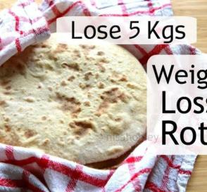 Weight Loss Roti Lose 5 Kgs In 15 Days Jackfruit Roti Weight loss Diet Diabetic Diet