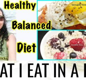 What I Eat In A Day What I Eat In A Day To Lose Weight What Vicky Eats In A Day Food Vlog