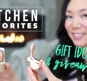 Kitchen Favorites Holiday Gift Ideas 2017 GIVEAWAY