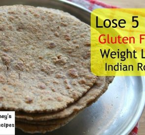 Lose 5 Kgs With Gluten Free Indian RotiChapati Multigrain RotiFlatbread Recipe For Weight Loss