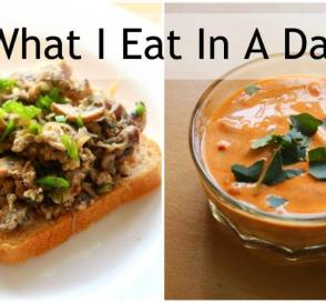 What I Eat In A Day To Lose Weight Full Day Weight Loss Meal PlanDiet Plan