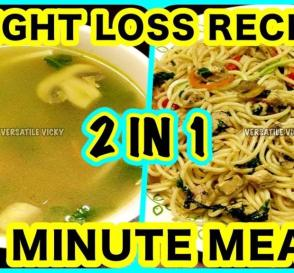 2 Weight Loss Dinners Recipe Dinner Made Easy Budget Friendly Meals