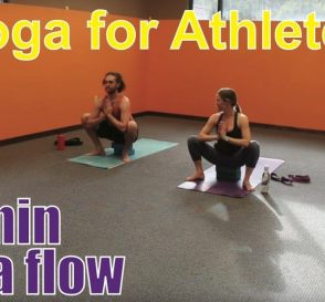 50 Minute Yoga Class Yoga for Athletes