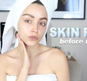 HOW TO PREP YOUR SKIN FOR FLAWLESS MAKEUP