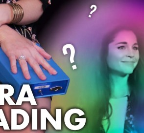 Getting Our Auras Photographed Explained Beauty Trippin