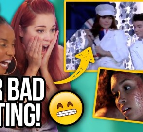 Reacting to our Acting w Jonas Brothers Shane Dawson Big Time Rush More