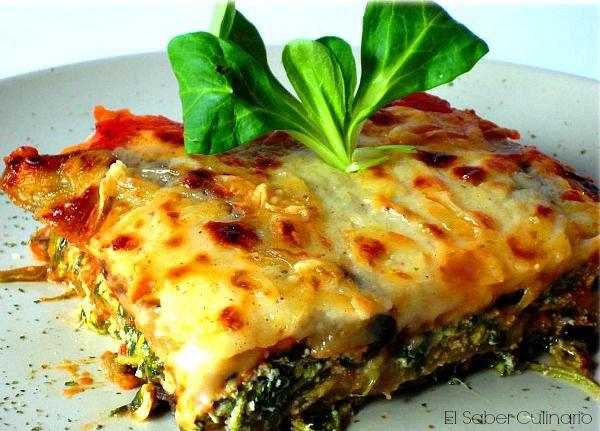 the best Spinach Artichoke Lasagna recipe