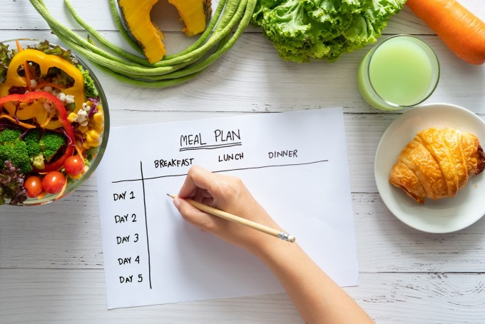 going on a diet myths