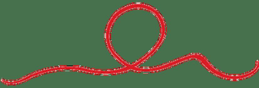 Risultati immagini per filo rosso