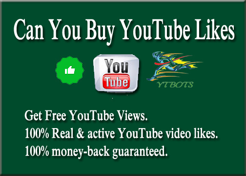 Can You Buy YouTube Likes