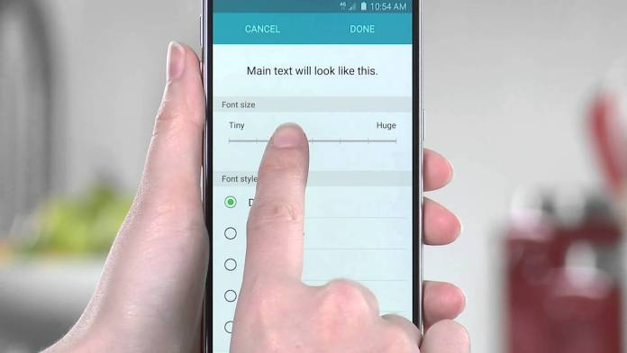 How to Change Font of Android Phone Without Root
