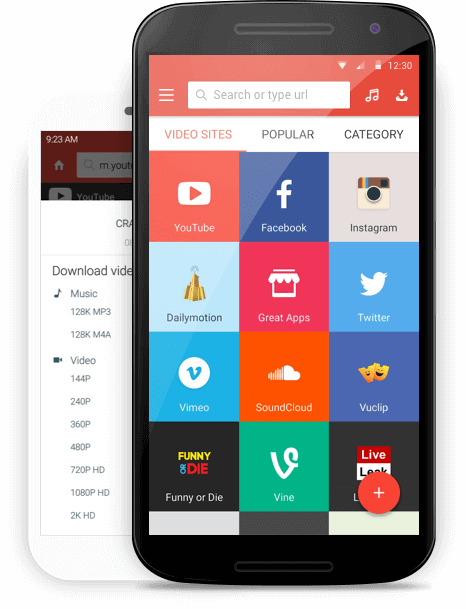 Vuclip Download Video Youtube : vuclip, download, video, youtube, Video, Downloader, Android, Download, Videos
