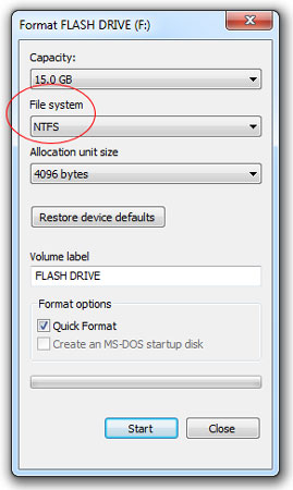 File Too Large For Destination File System : large, destination, system, Large, Destination, System