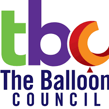 For the Love of balloons Balloon Council Logo
