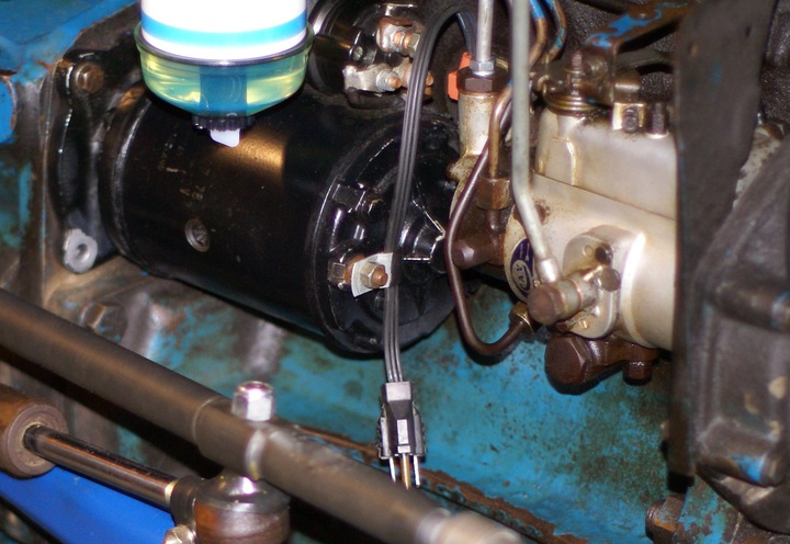 3930 Starter Wire Diagram 3000 Block Heater Ford Forum Yesterday S Tractors