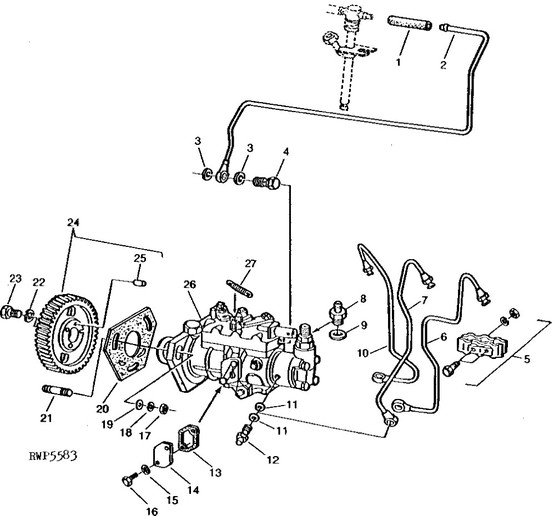 Ford 1210 Wiring Diagram. Ford. Auto Wiring Diagram