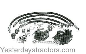 Massey Ferguson Hydraulic Valve Kit, External, Single