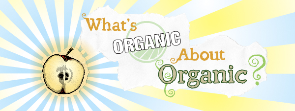 what's organic about organic