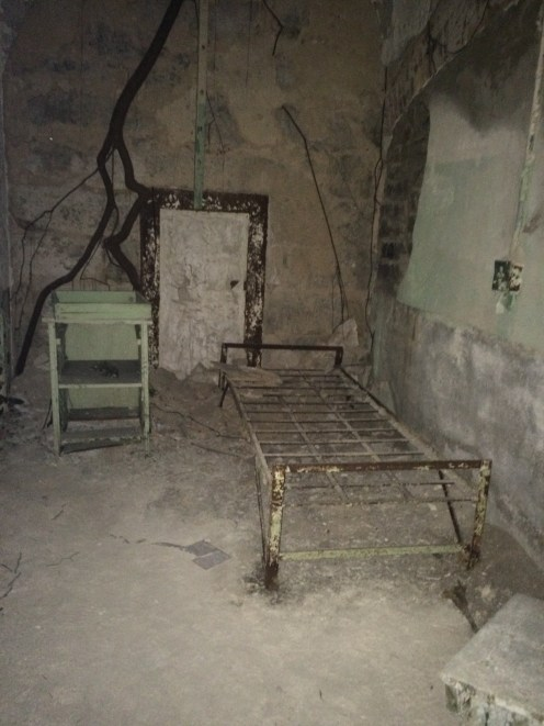 Typical Inmate Cell
