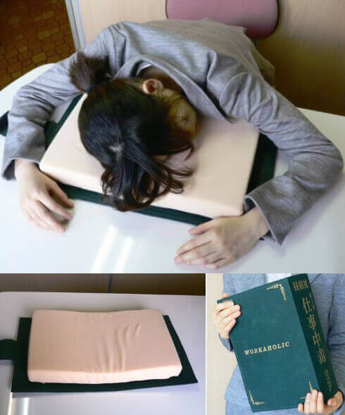 Dictionary Desk Pillow画像1