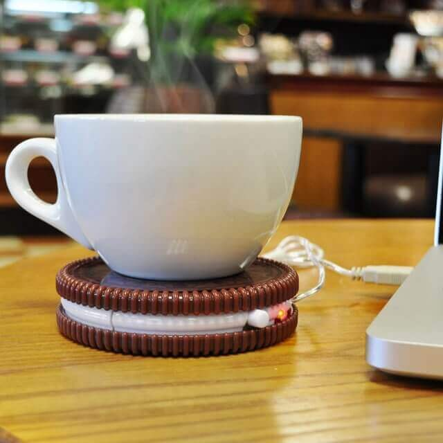 Hot Cookie USB Cup Warmer画像1