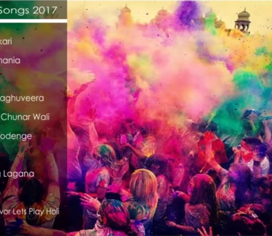 Top Holi Songs 2018