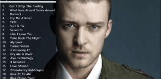 Justin Timberlake, Best Songs, Jukebox, New, Latest , Top 20, Songs of Justin Timberlake