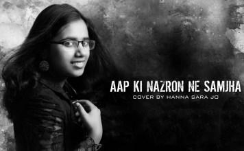 Aap Ki Nazron Ne Samjha, Hanna Sara Jo, Lata Mangeshkar