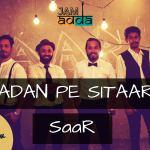 Badan Pe Sitaare, Rock version, SaaR