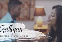 Teri Galiyan Cover , Shraddha Kapoor, Ankit Tiwari , Sathyam & Neelam Matadin, galliyan, galiyan, galliyan teri galiyan