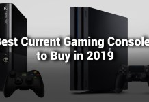 10 Best Gaming Console 2019
