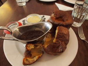 potted beef with yorkshires at hawksmoor