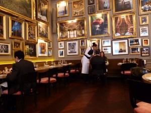 Berners Tavern Interior | ytTastes | Yvanne Teo