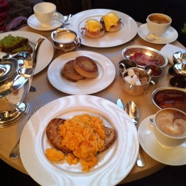 Berners Tavern Breakfast   ytTastes   Yvanne Teo