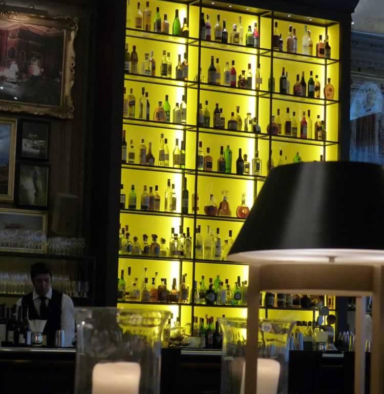 bar at Berners Tavern | ytTastes | Yvanne Teo