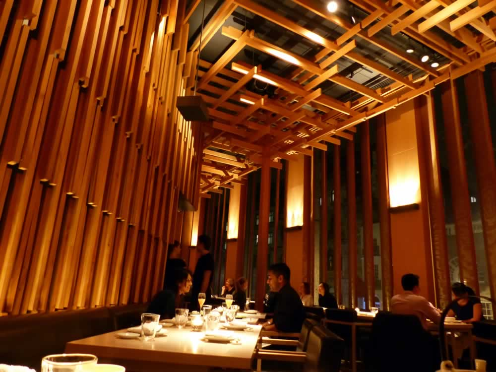 interior at Sake no Hana | ytTastes | Yvanne Teo