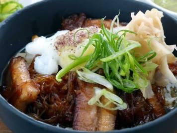 pork belly donburi at The Magazine Restaurant | ytTastes | Yvanne Teo