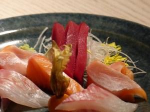 sashimi at Sake no Hana | ytTastes | Yvanne Teo