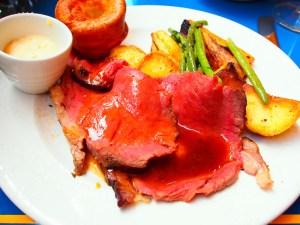 Roast Beef, Inn the Park | ytTastes | Yvanne Teo