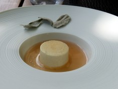 dessert  l'Oustalet Gigondas   ytTastes   Yvanne Teo