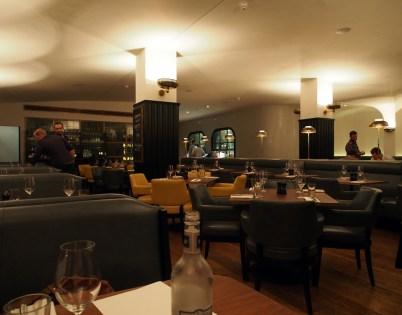 Hawksmoor Knightsbridge Interior | ytTastes | Yvanne Teo