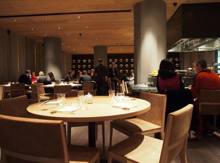 Restaurant Interior   Roka Aldwych   ytTastes   Yvanne Teo