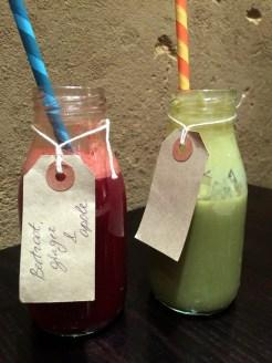 shochu kanteen juices | ytTastes | Yvanne Teo
