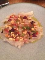 Sea bream ceviche at Portland Restaurant | ytTastes | Yvanne Teo