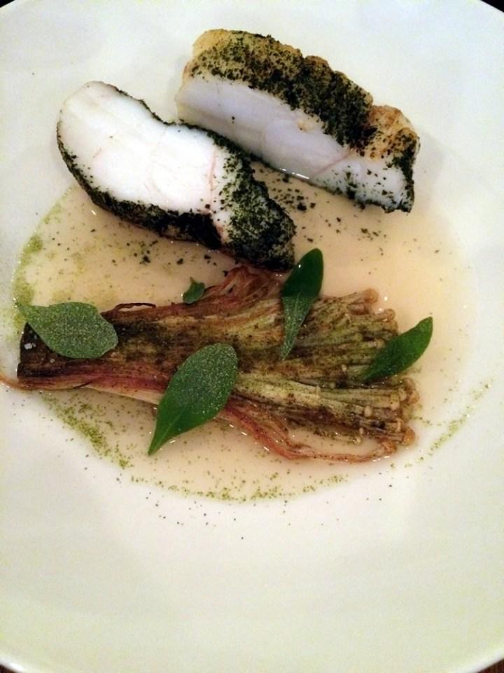 Monkfish at Portland Restaurant | ytTastes | Yvanne Teo