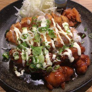 Pork Katsu & Chicken Teriyaki | Tanakatsu | Yvanne Teo