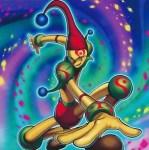 【ブラマジ強化で注目の《魔道化リジョン》を要チェック】通常魔法使い族モンスターをサーチするナイスガイ!